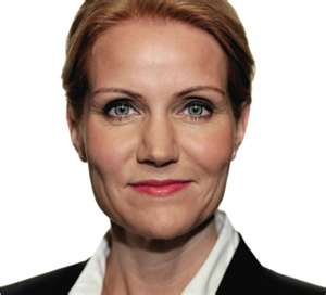 Premierministerin Helle Thorning-Schmidt