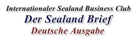 Der Sealand Brief